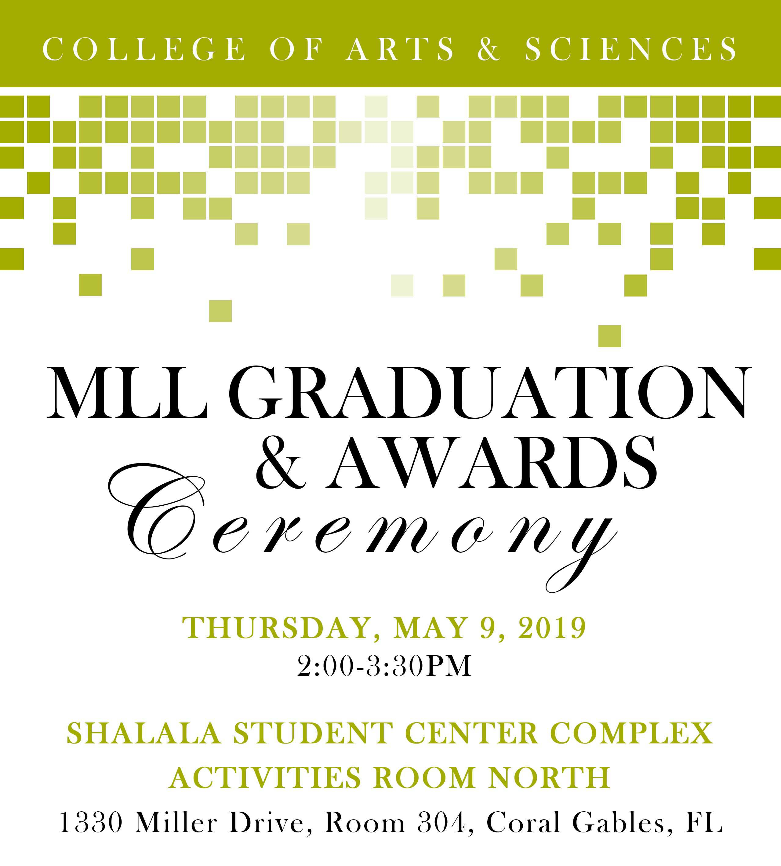 MLL Graduation & Award Ceremony